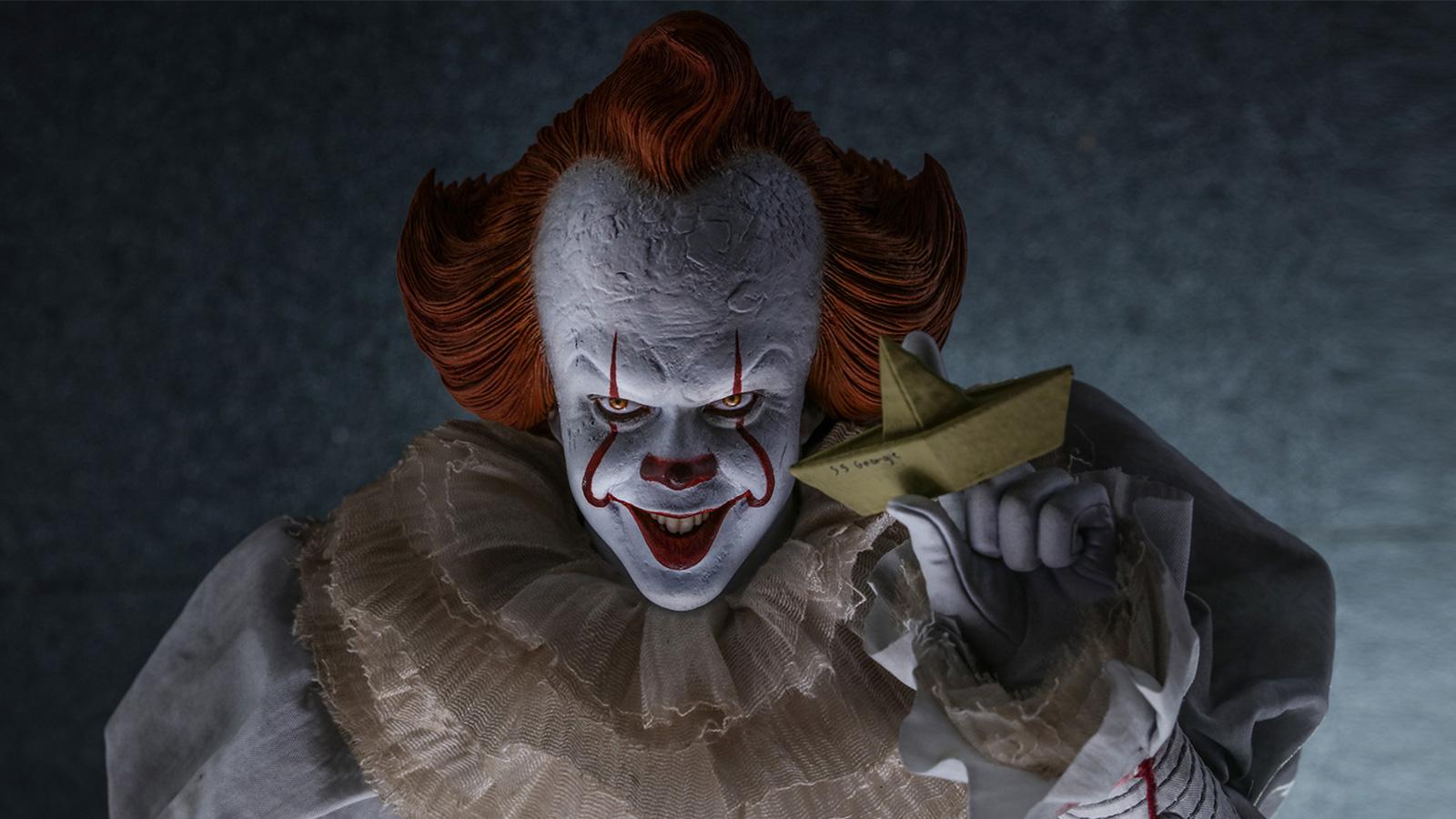 小丑來啦!核心玩家鋪又有多款模玩新品上架