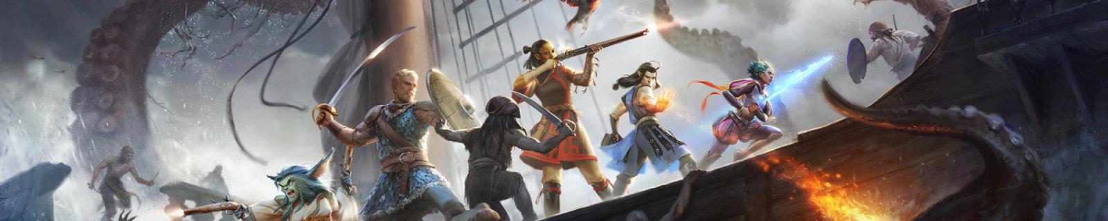 《永恒之柱2:亡焰》确认Xbox One、PS4和NS版本