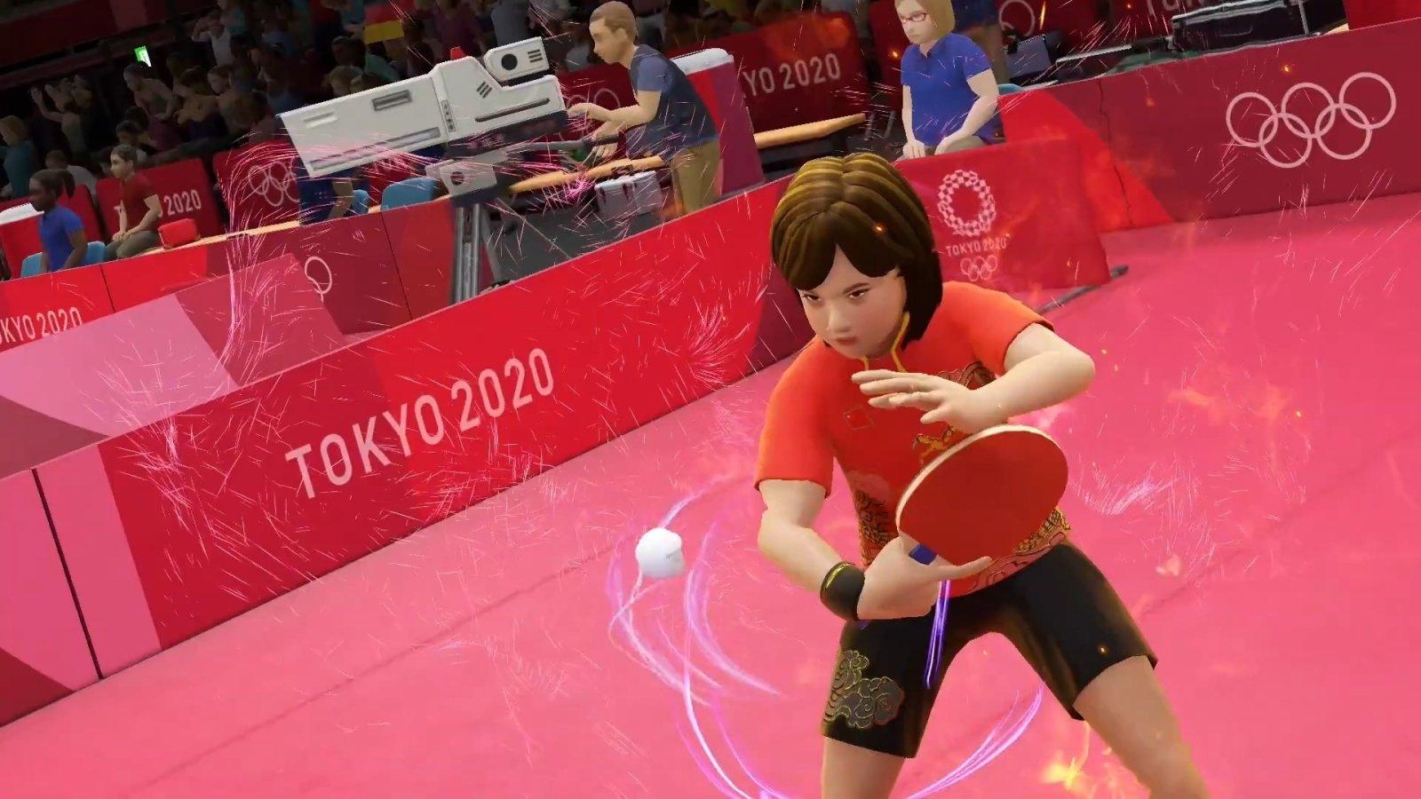 世嘉公开《东京2020奥运会》游戏,7月发售