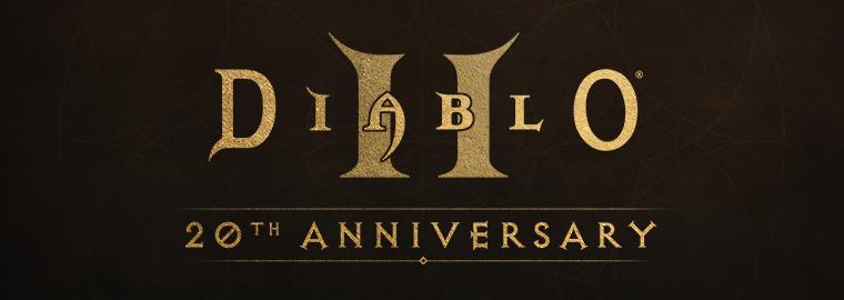《暗黑破坏神II》迎来20周年纪念日,暴雪发文庆祝
