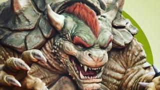 如果《大乱斗》角色走进《战神》的世界,会变成什么样呢?