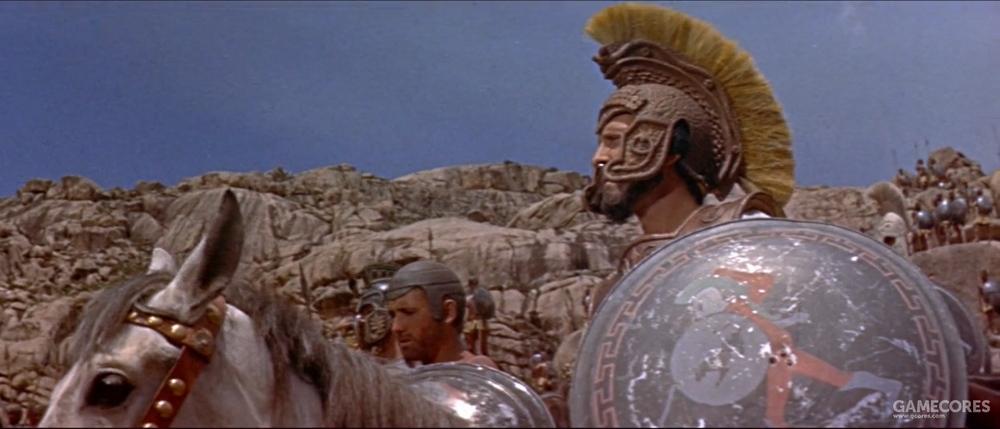 雅典骑兵和步兵