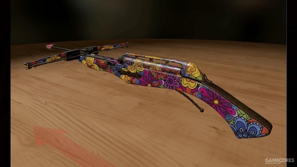特殊武器-十字弩