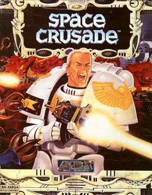 最早的战锤40k电子游戏:星际远征