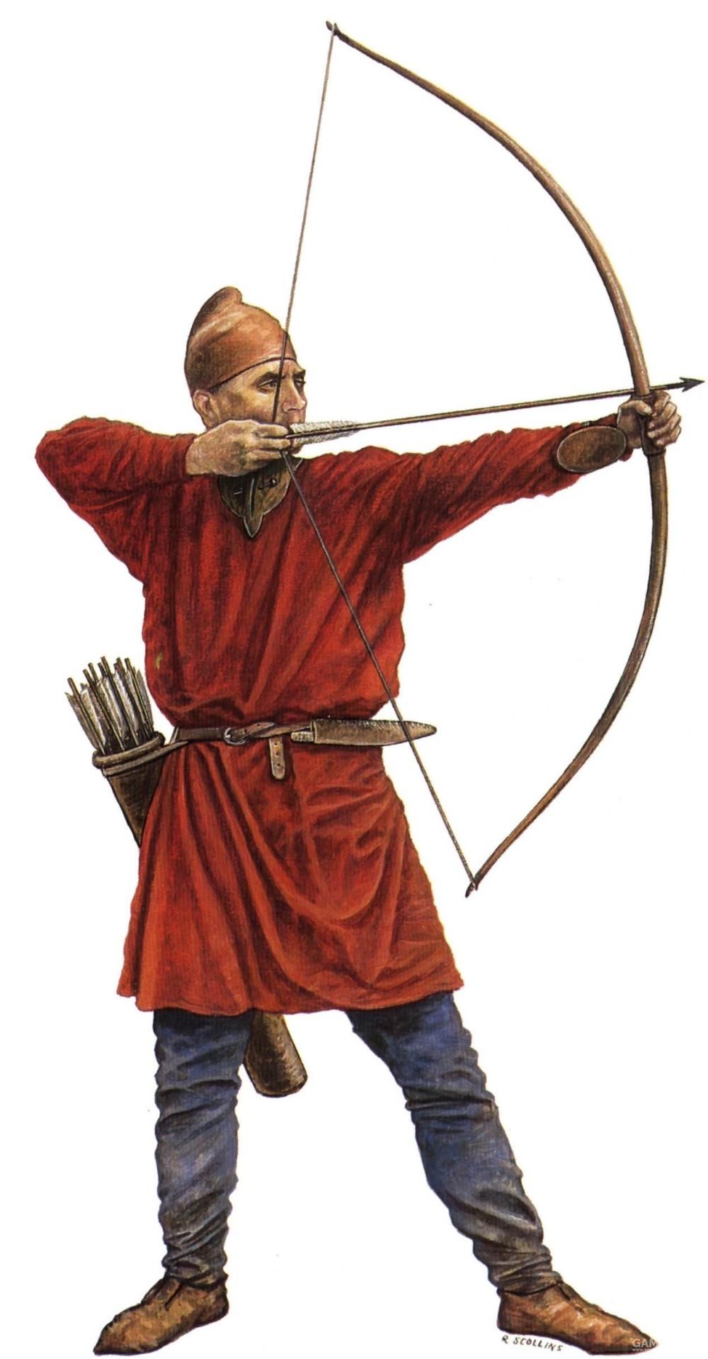 诺曼弓箭手