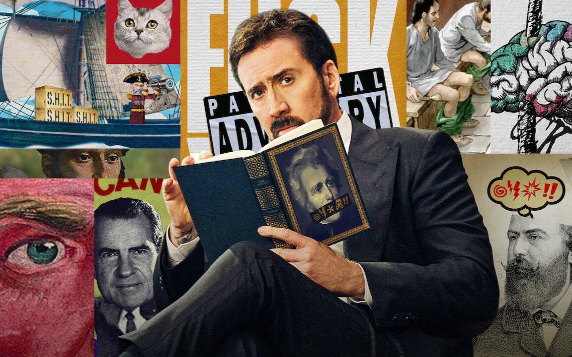 《尼古拉斯·凯奇带你了解脏话史》现已正式在Netflix放出