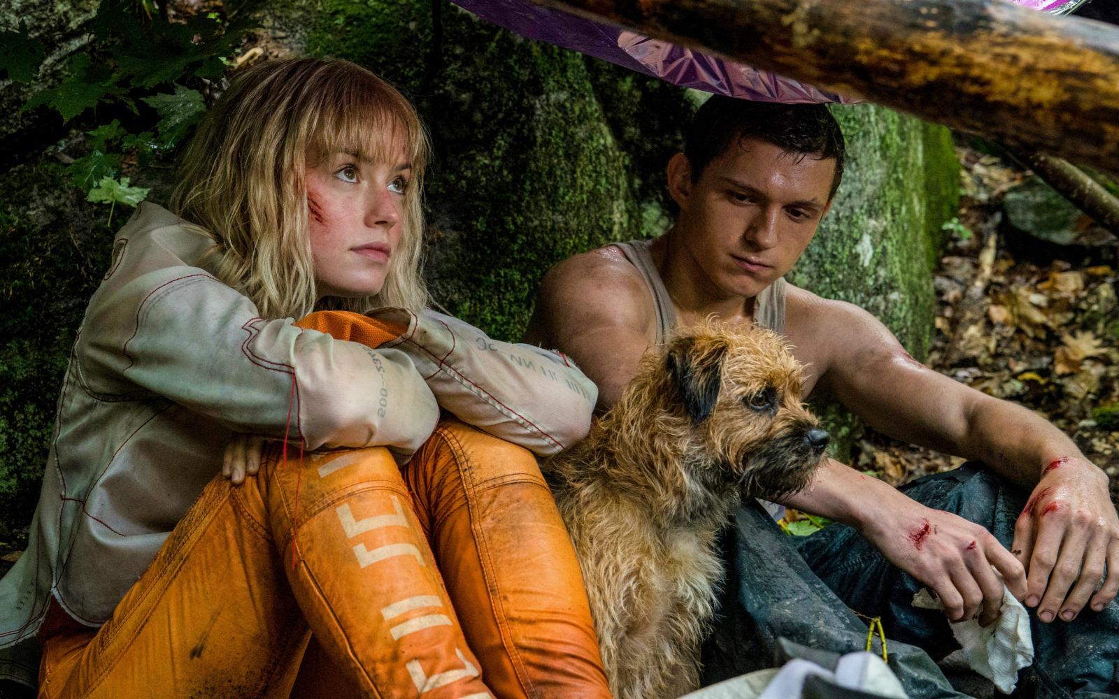 汤姆·赫兰德搭档黛西·雷德利主演科幻片《混沌漫步》发布首支预告