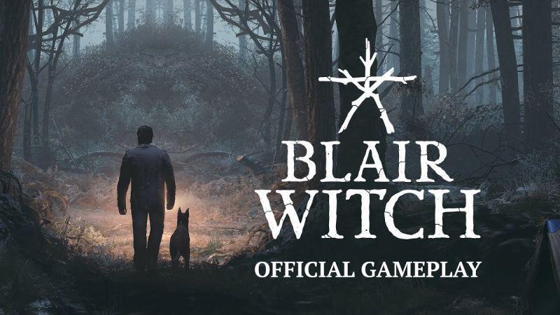《布莱尔女巫》将于12月登录PlayStation 4