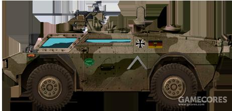 """在阿富汗执行维和任务的德国""""非洲小狐"""""""