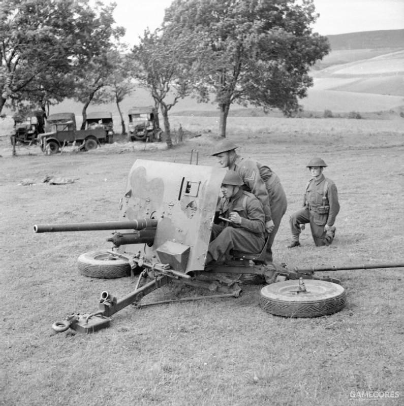 英国2磅速射炮