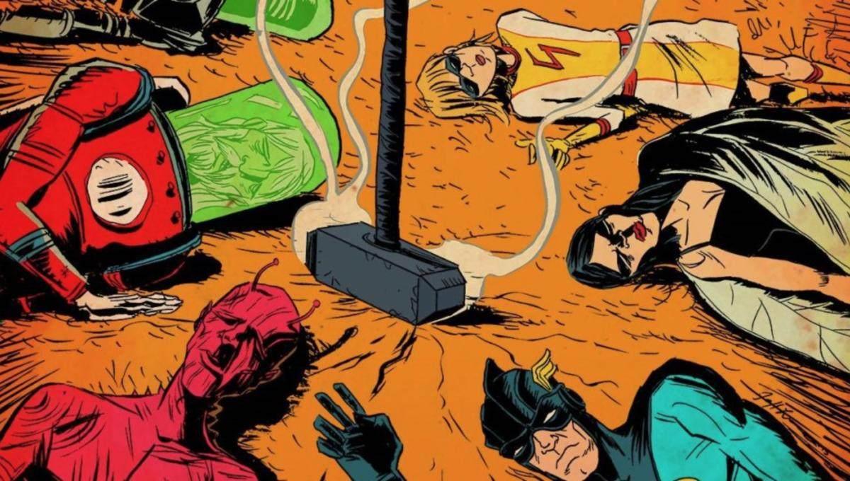 黑马资讯:黑锤/正义联盟再出新篇,唐老鸭扮演弗兰肯斯坦