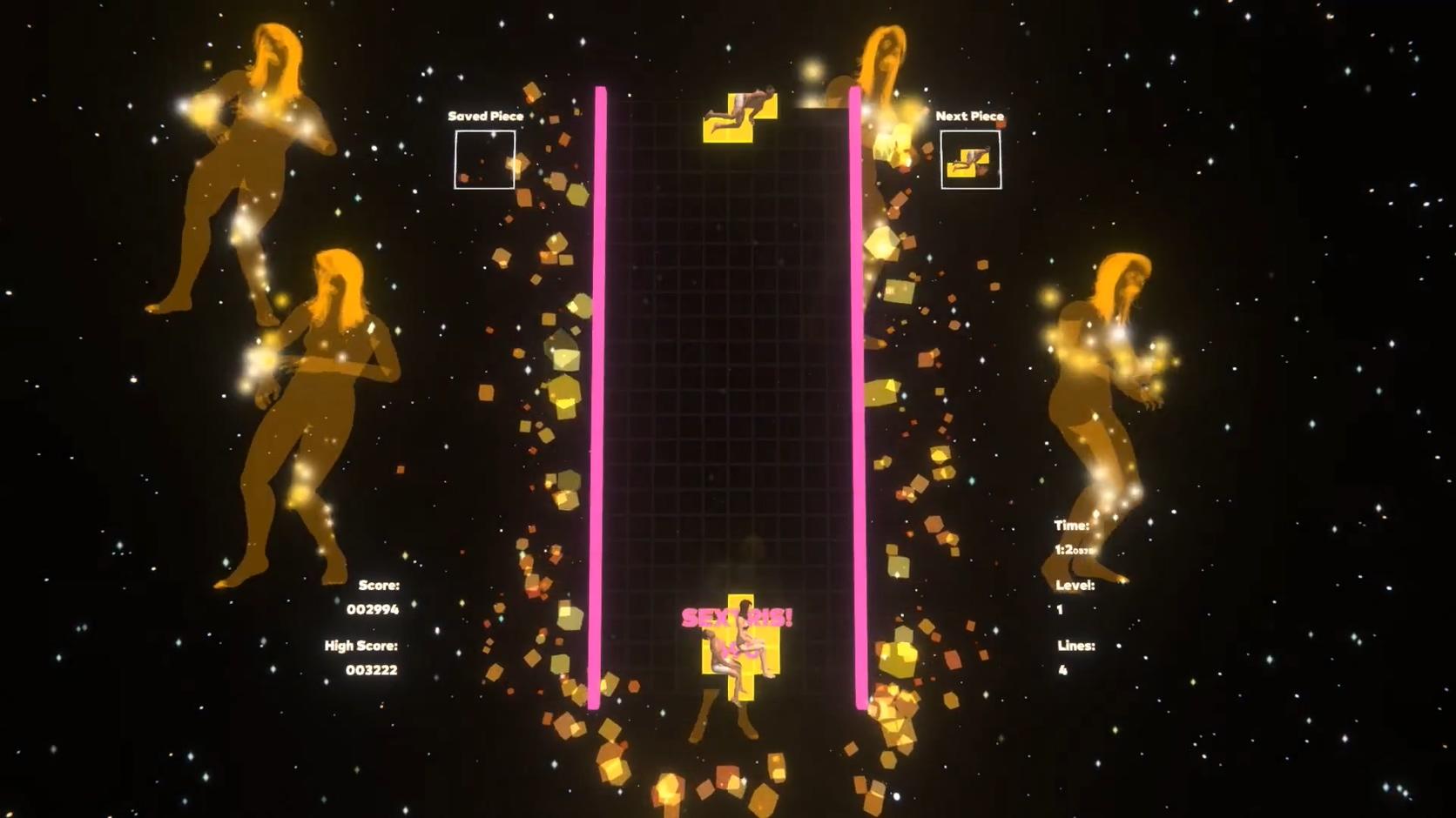 《Sextris Effect》游戏截图