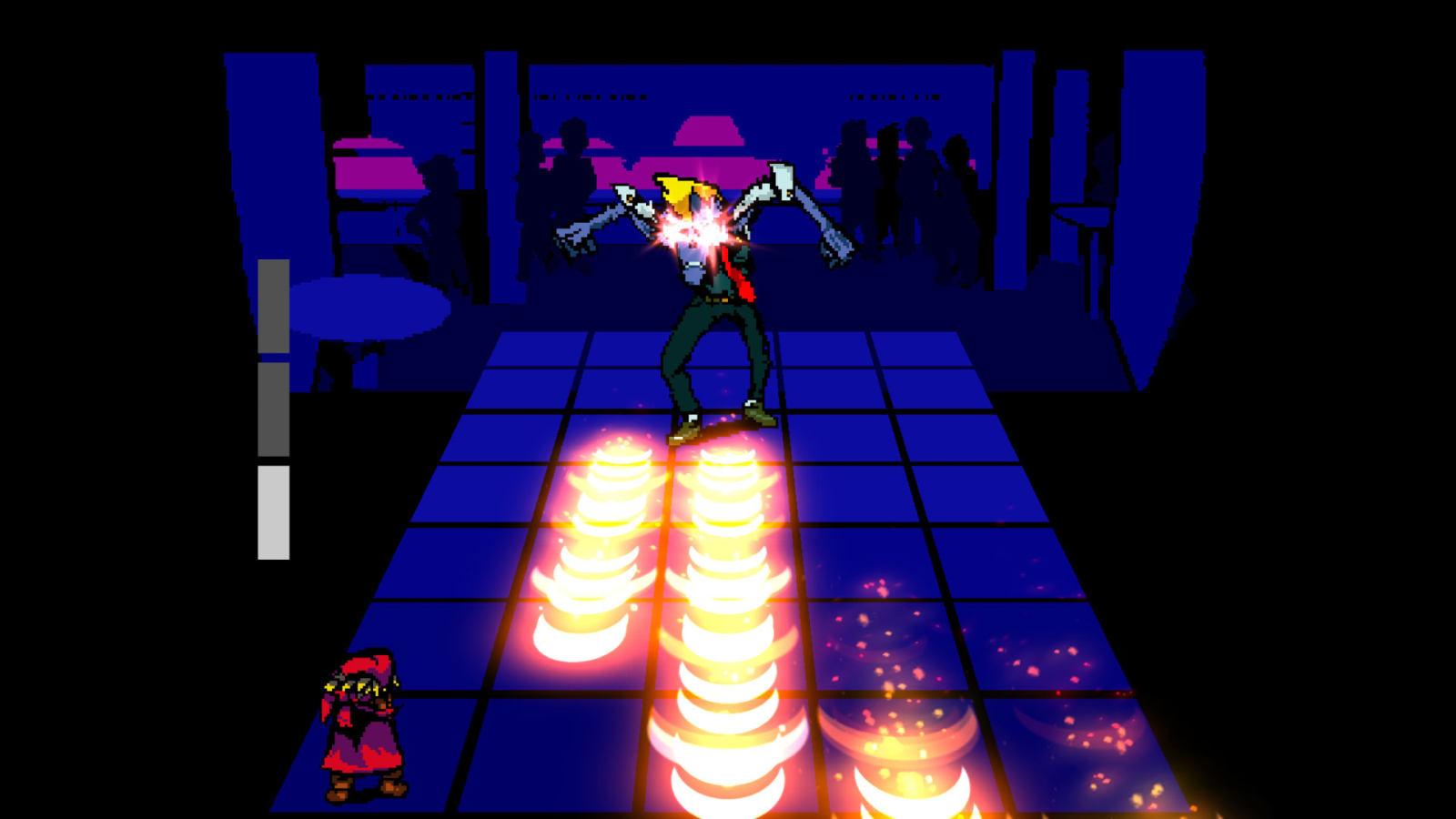 用节奏对抗怪物,《Everhood》免费试玩版上线 Steam
