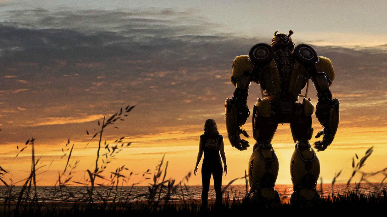 派拉蒙影业《大黄蜂》独立电影将于1月4日登陆内地院线