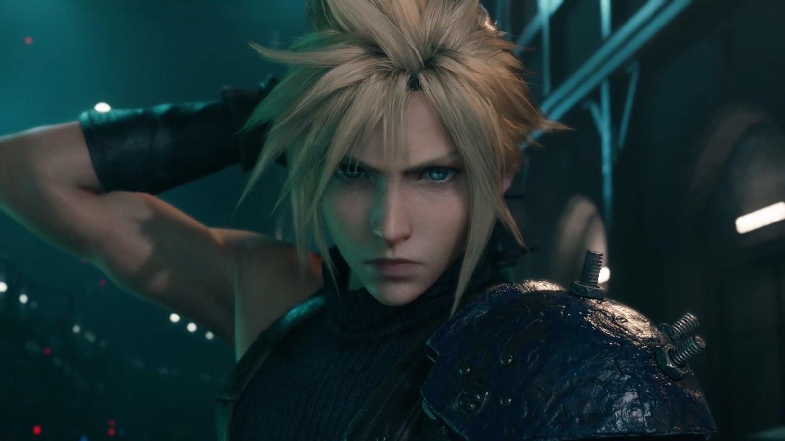 走了,新来的!《最终幻想7 重制版》公布开场5分钟视频