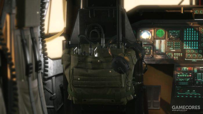 作为复用素材出现在ACC空中指挥中心里
