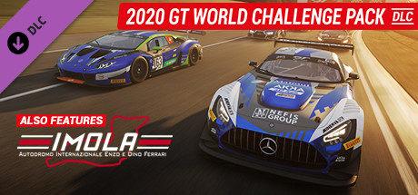 《神力科莎:竞速》推出2020 GT世界挑战赛合辑DLC现已发售