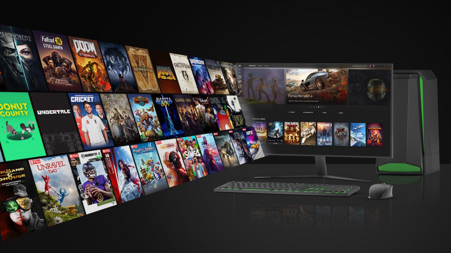 降维打击,微软宣布Microsoft Store PC游戏开发者抽成费用将降低至12%