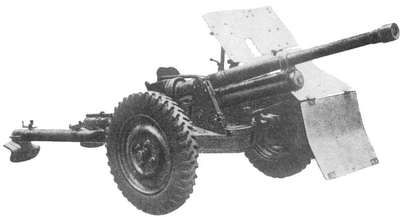 瑞典博福斯37mm反坦克炮