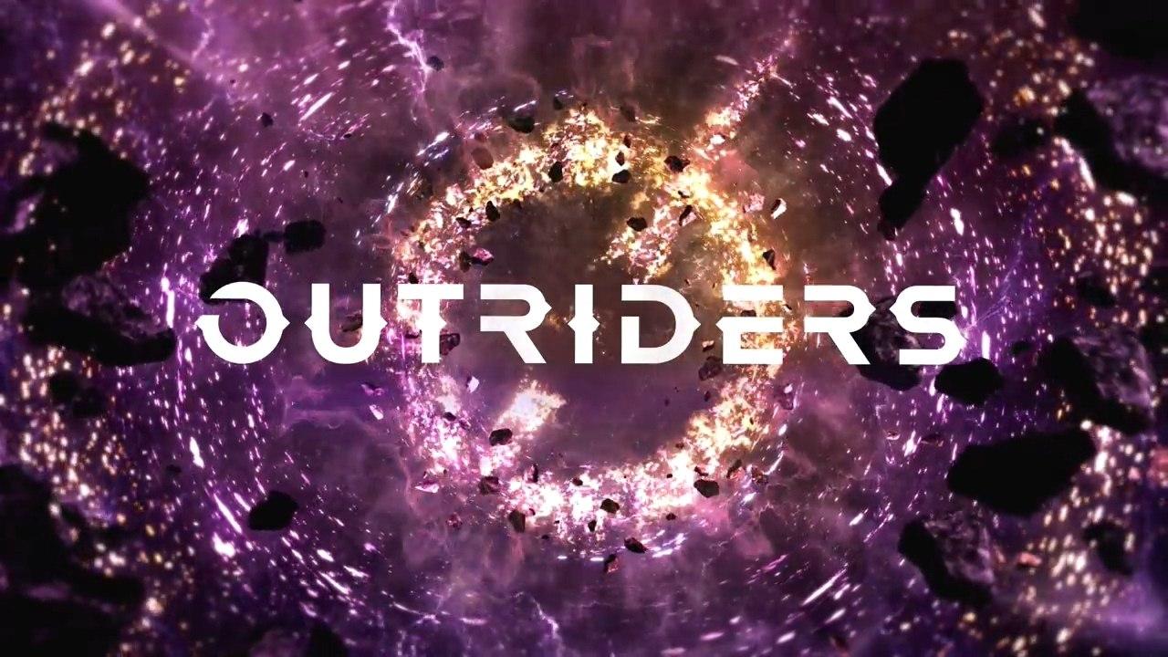 稍稍延期,《Outriders》将于2021年2月2日正式发售