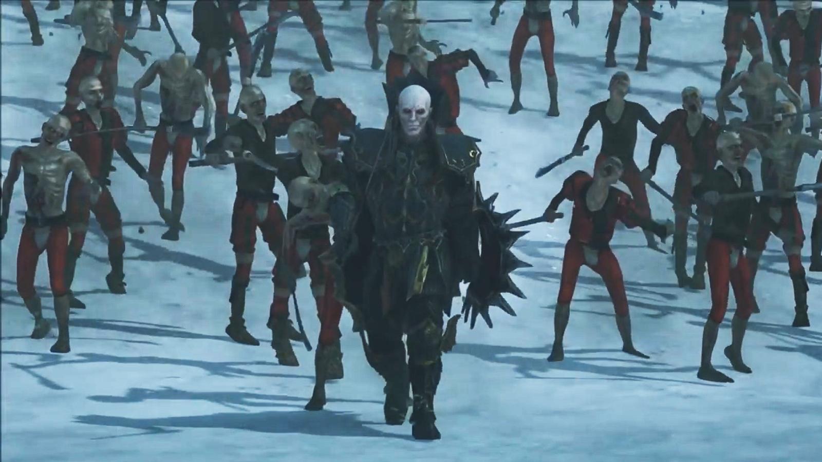 """有人用《全面戰爭:戰錘2》模擬了一場""""臨冬城大戰"""",並指出了劇中戰略上的不合理"""