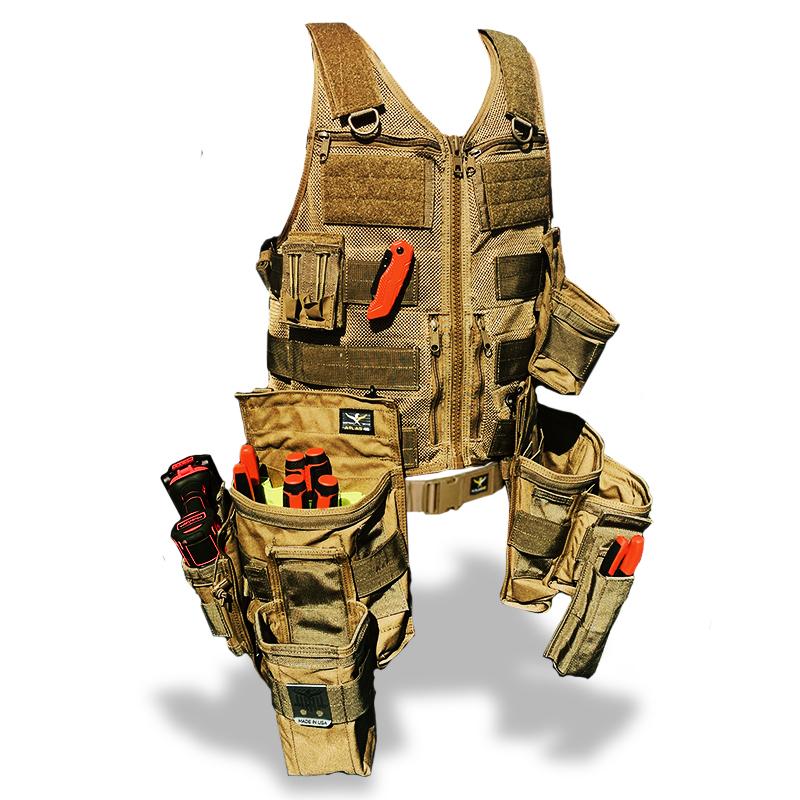 Saratoga Tool Vest™ Premium Kit