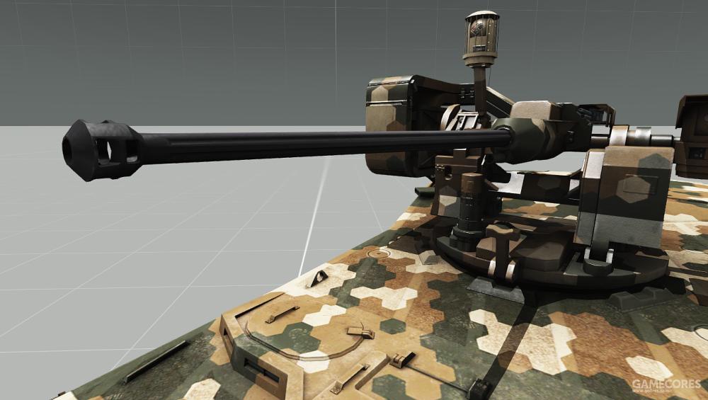 30mm主炮