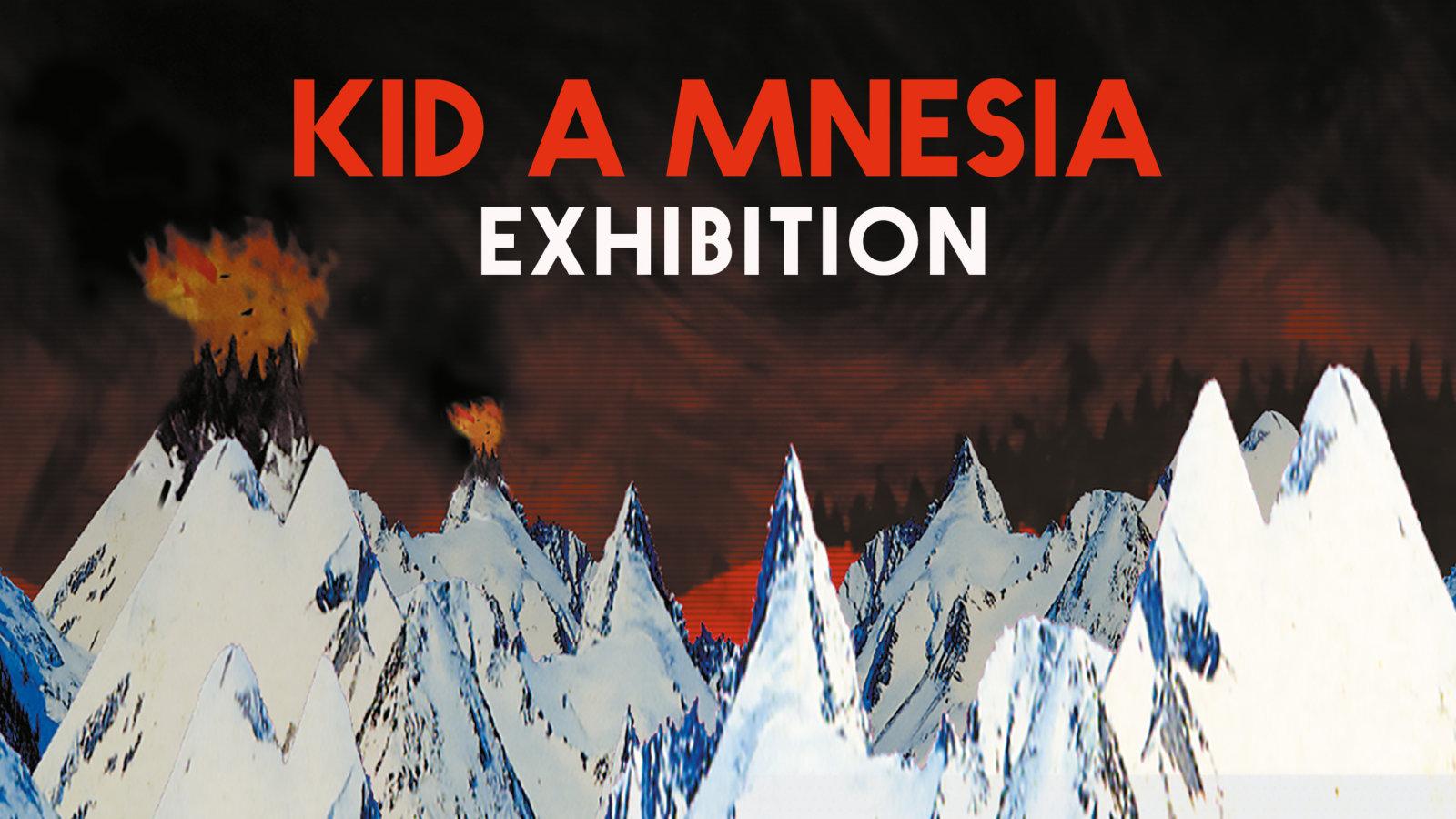 Radiohead 和 Epic Games 合作的新项目 《Kid A Mnesia Exhibition》首次公开