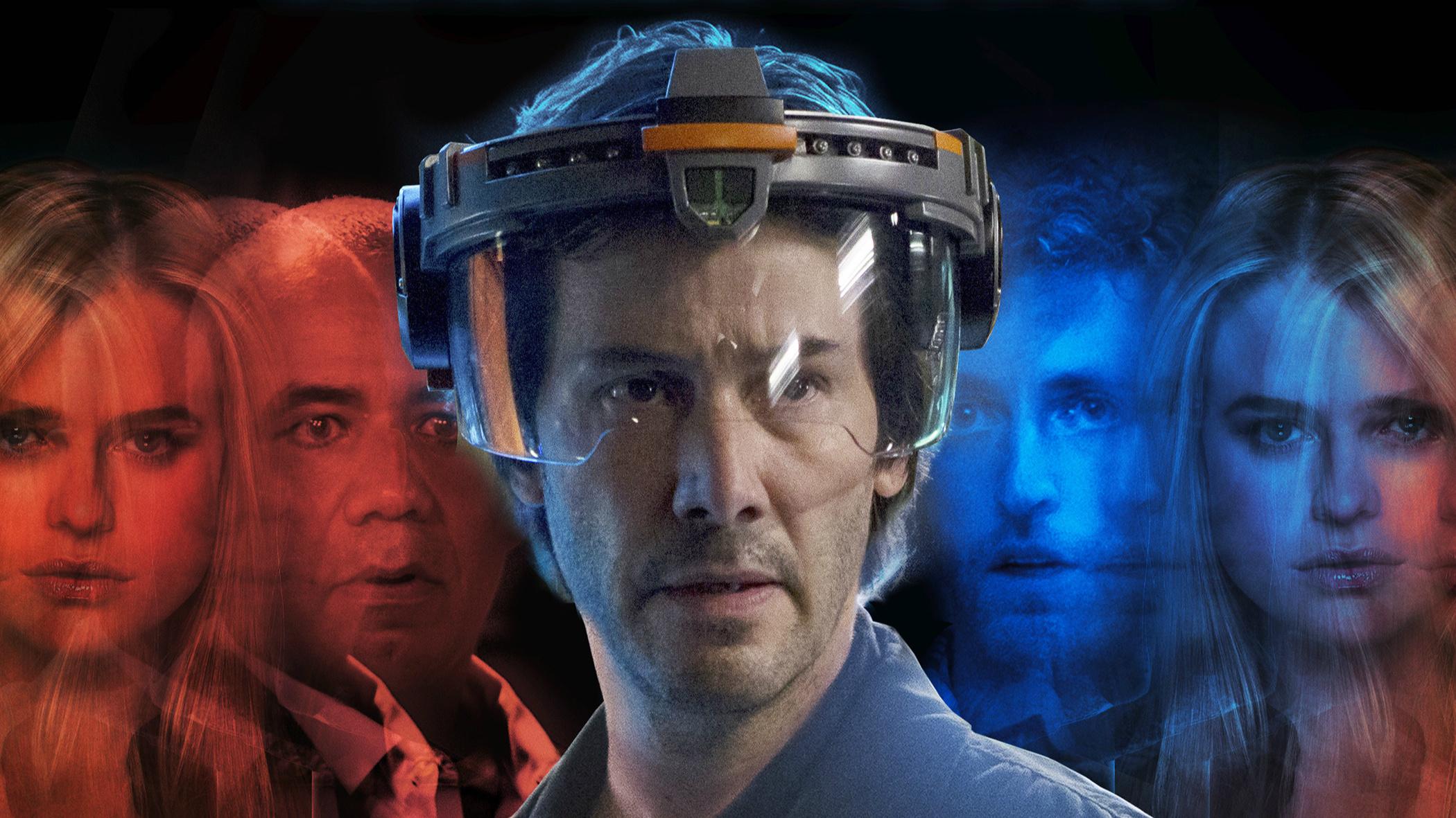 基努·裡維斯主演!科幻電影《克隆人》將於11月23日登陸國內院線