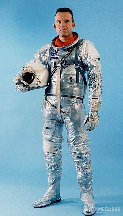 水星计划中的宇航服