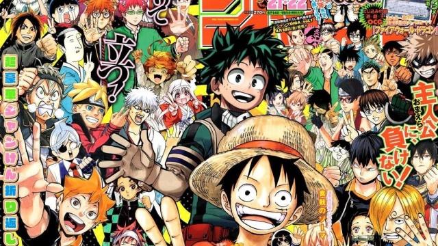 Jump小简介:日本最大少年漫画杂志在中国