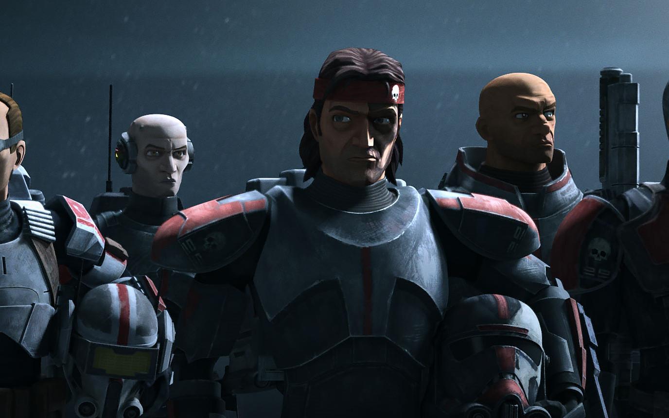 动画剧集《星球大战:残次品小队》将于5月4日登录Disney+平台首播