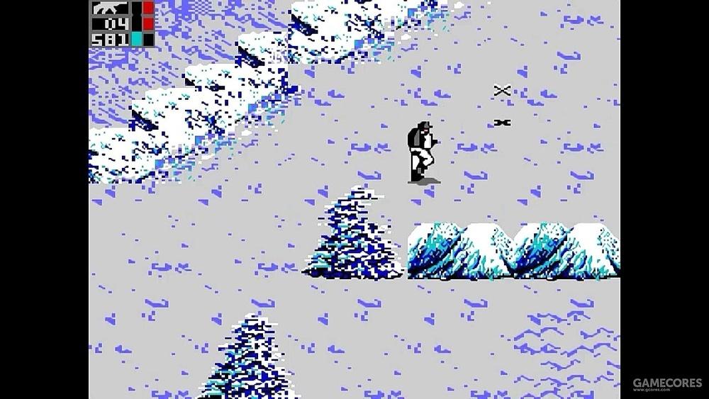 Airborne Ranger游戏画面