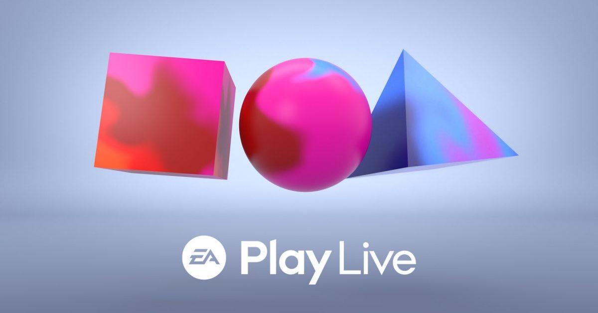 看个够!EA Play Live将在7月带来5场发布会