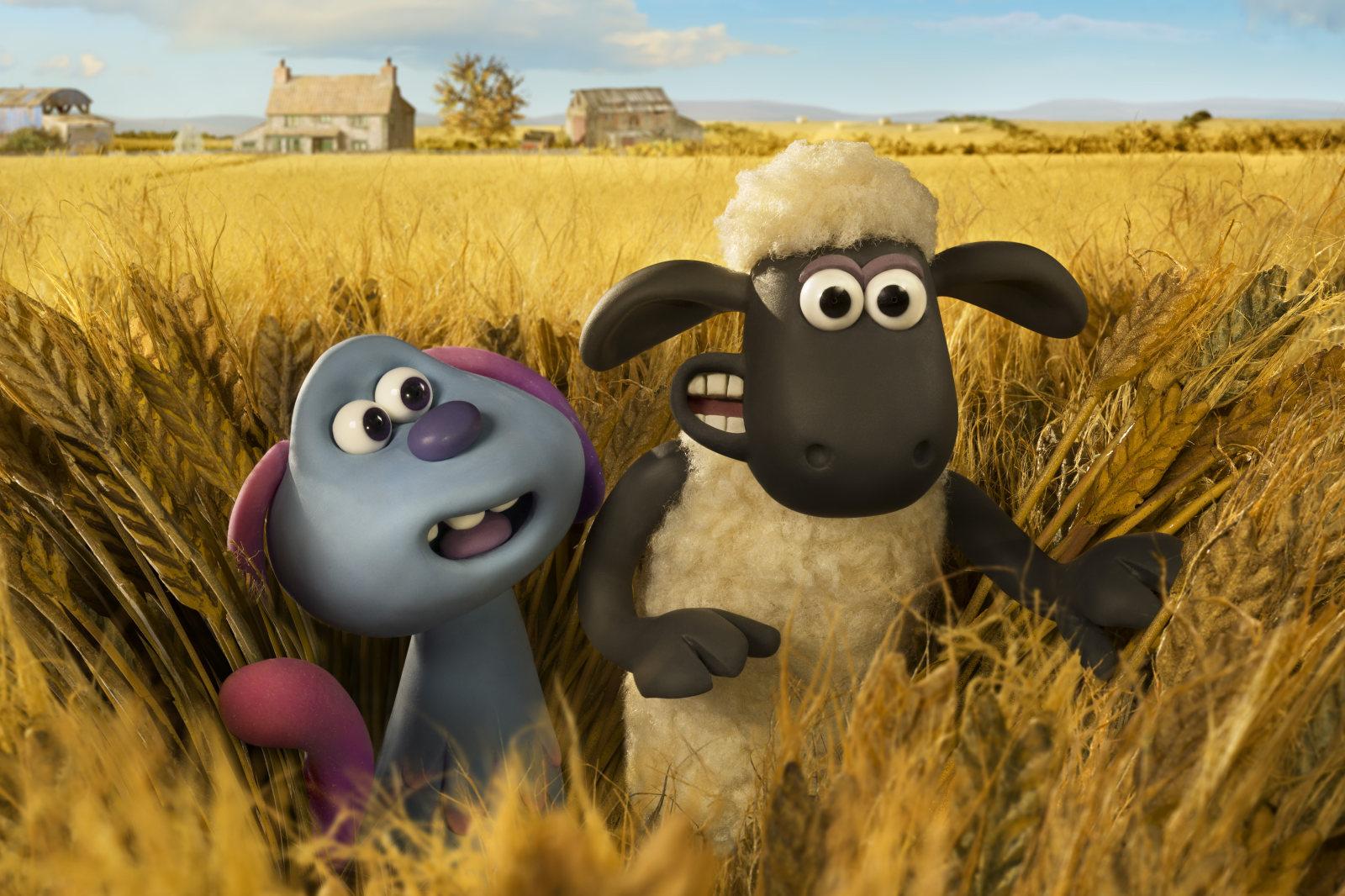 阿德曼公司黏土动画《小羊肖恩2:末日农场》将于12月28日登陆内地院线