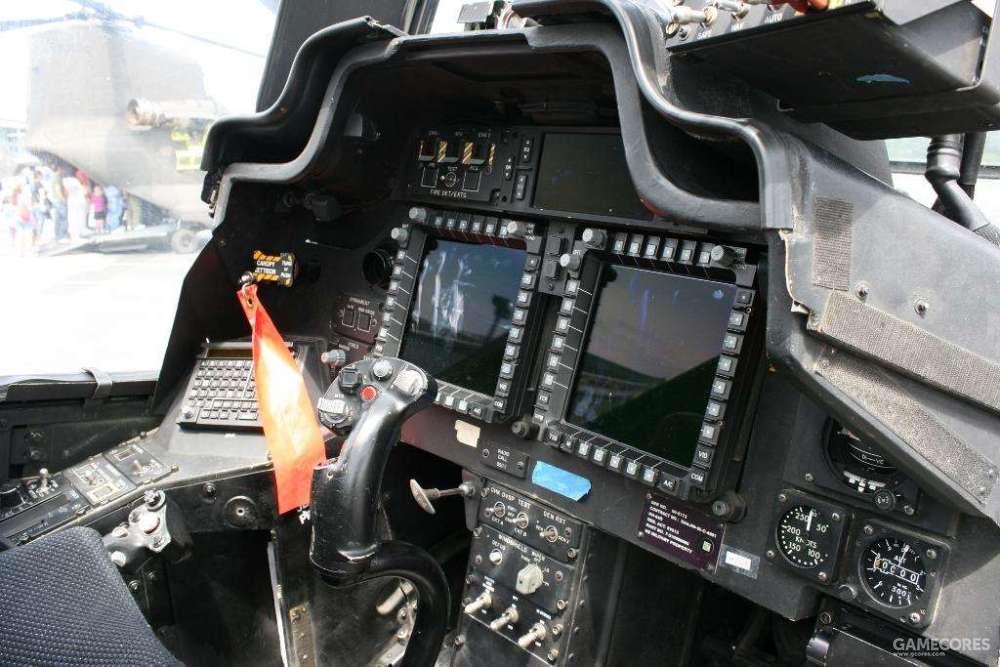 即使是现有的AH-64之类的老型号也通过升级具备了部分RAH-66座舱的技术水平。