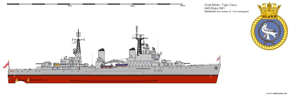 火炮防空巡洋舰状态