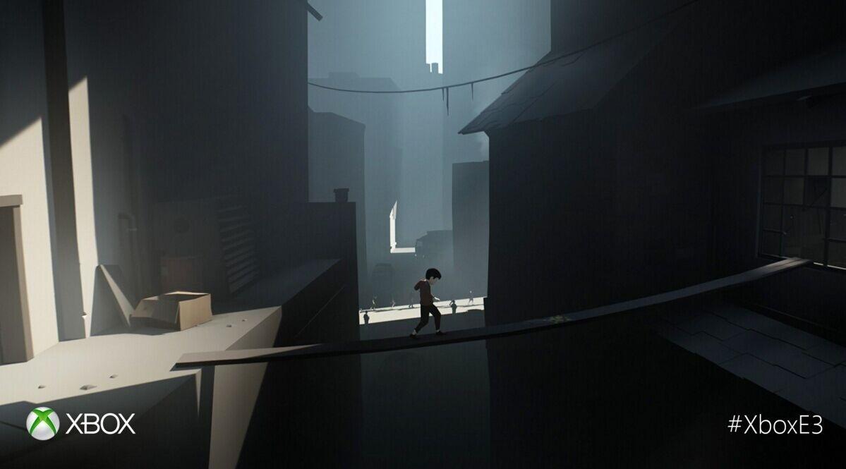 Limbo開發商新作《INSIDE》公佈發售日