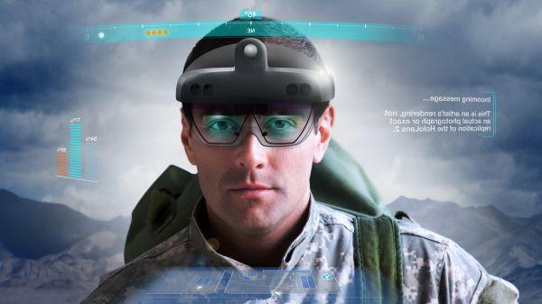 美軍與微軟合作,將增強版 HoloLens 眼鏡應用在作戰和訓練中
