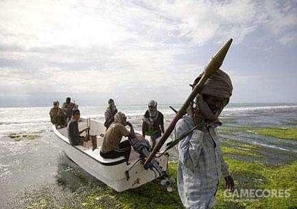 索马里海盗(一)