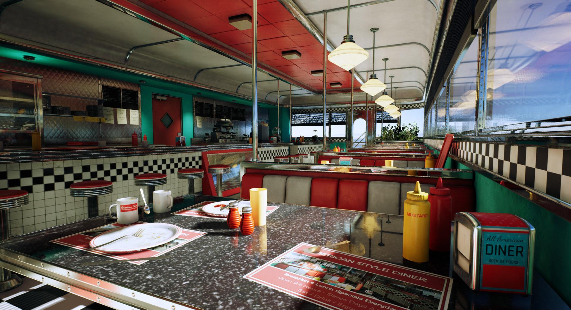 遍佈美利堅的Diner:美國人民的沙縣小吃和黃燜雞米飯