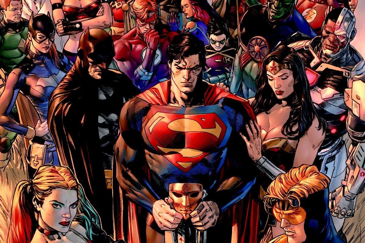 超級英雄trpg回顧:《DC Heroes》
