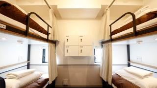 日本胶囊酒店探秘