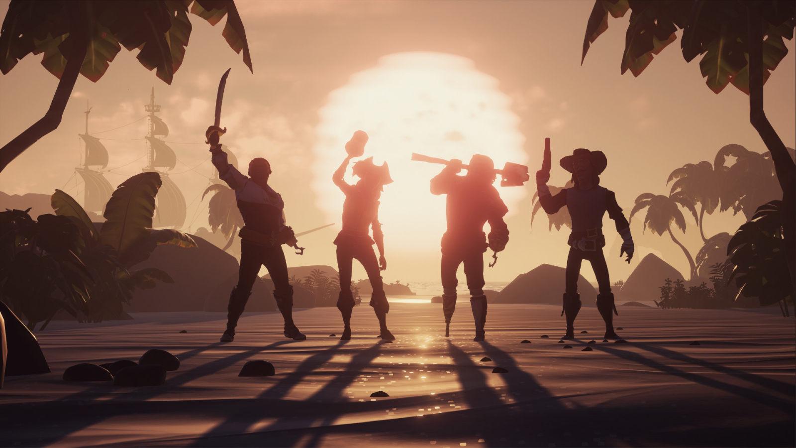 《盗贼之海》登录Steam,国区售价116人民币