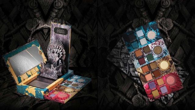 Urban Decay和《权力的游戏》推出联名彩妆