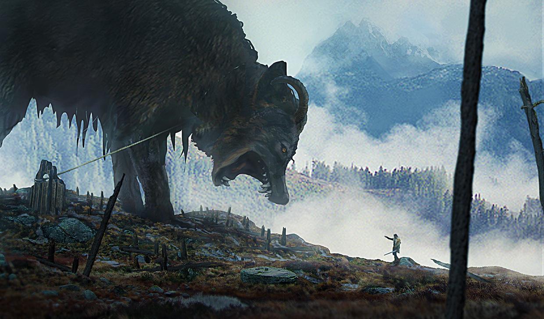 誰是提爾?壁畫、神壇、狼,以及另一位戰神的祕密