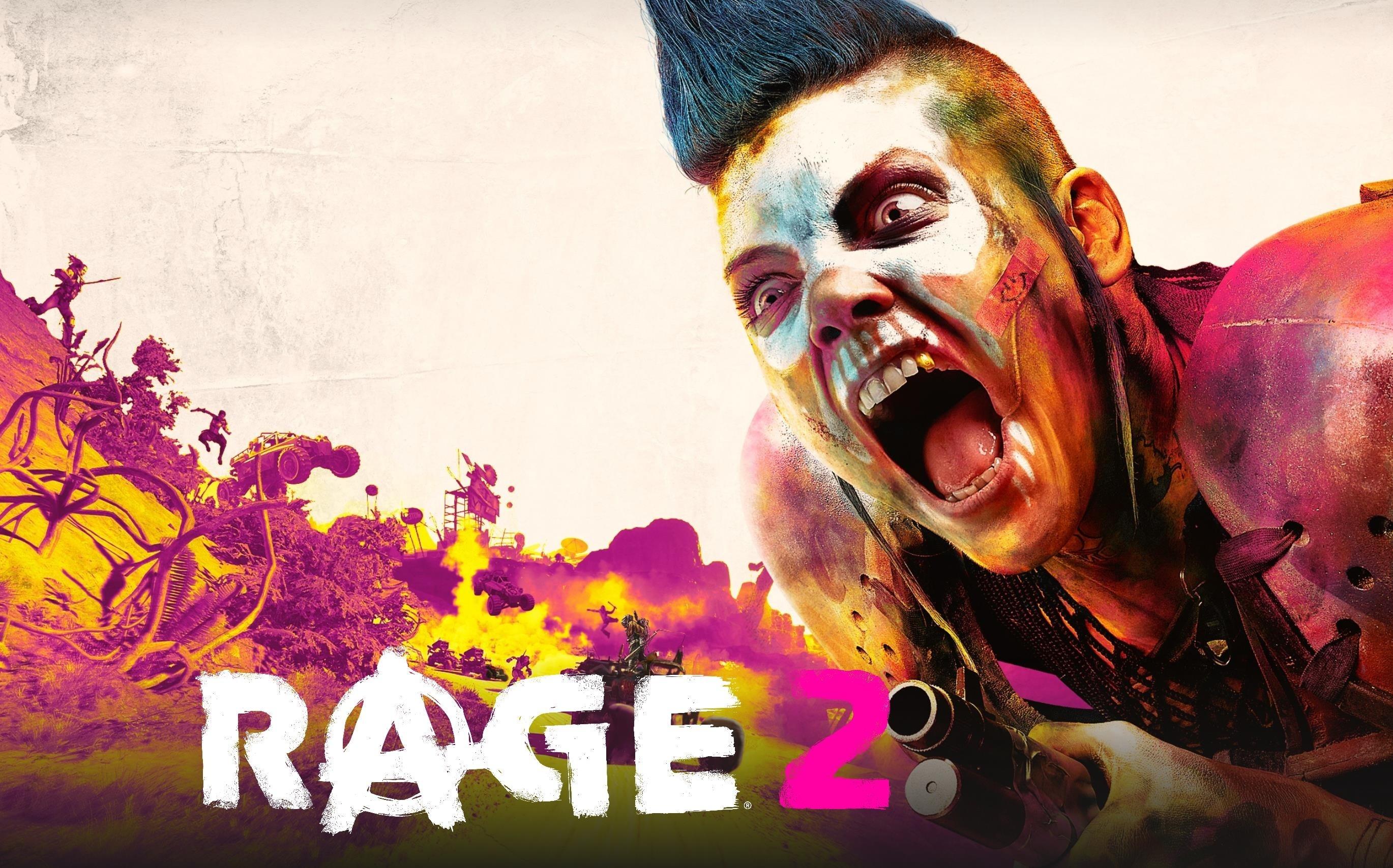 《狂怒2》正式公開,明天進行實機演示