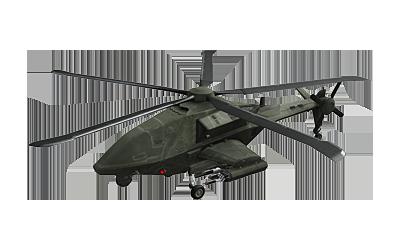 MQ-·12无人直升机