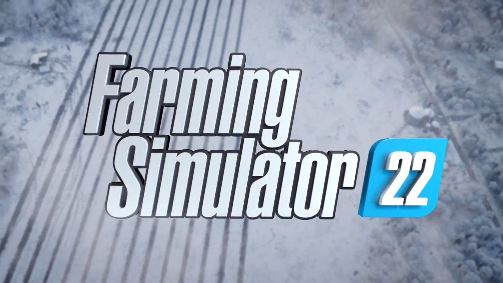 《Farming Simulator 22》公布全新预告,将于11月22日发售