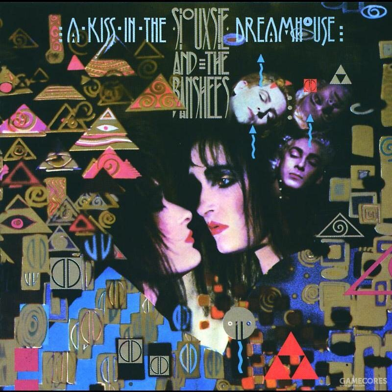 《A Kiss in the Dreamhouse》 — Siouxsie and the Banshees